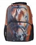 Рюкзак лошадь